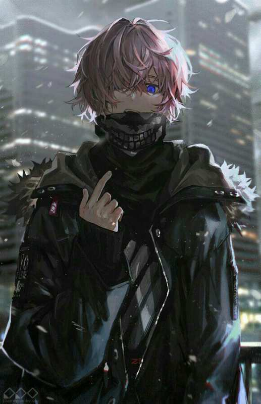 Mask Ghoul
